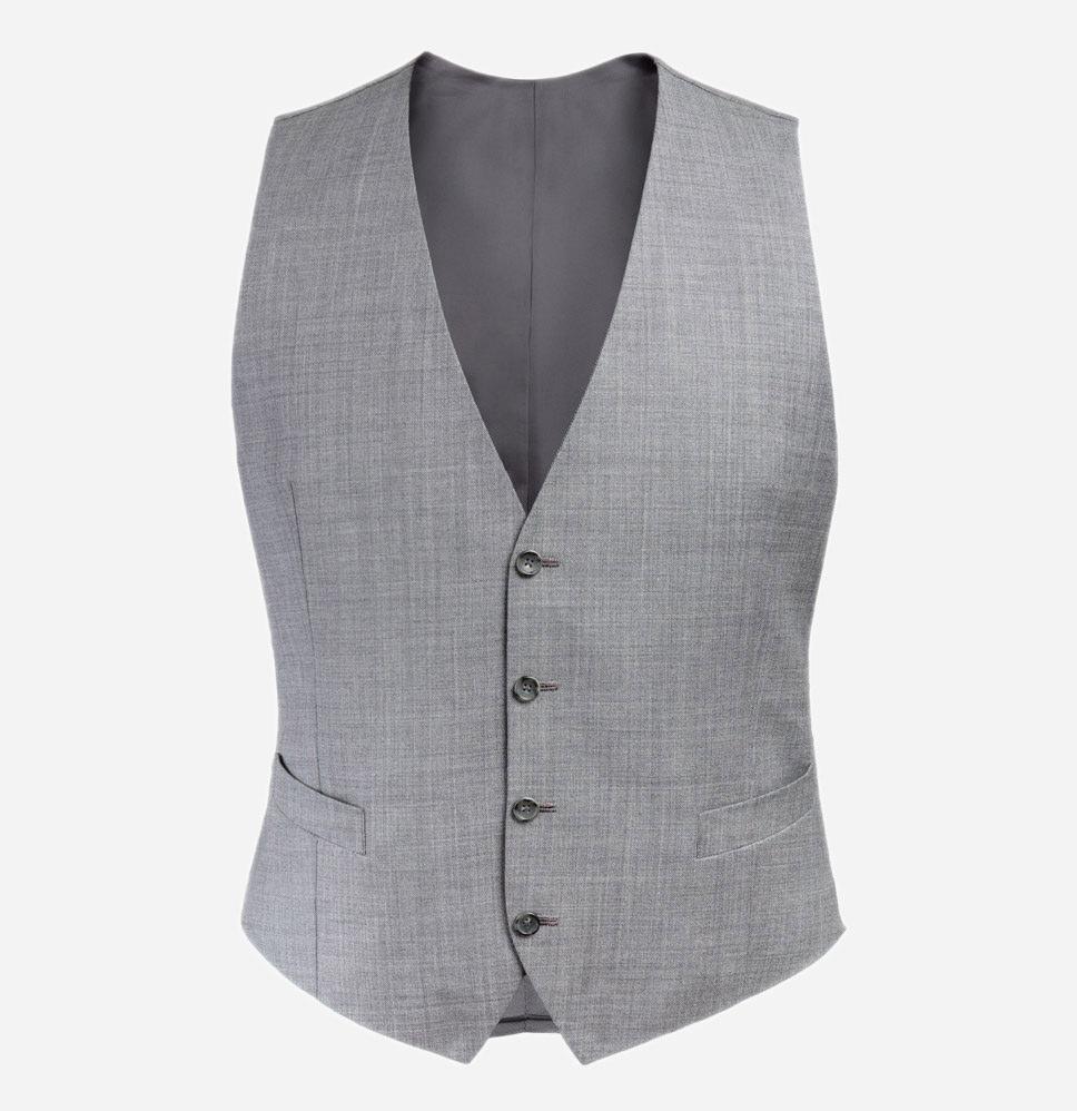 4-Button Vest