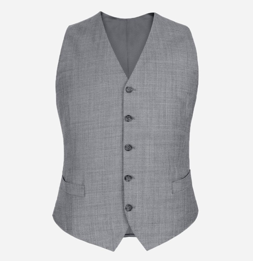 5-Button Vest