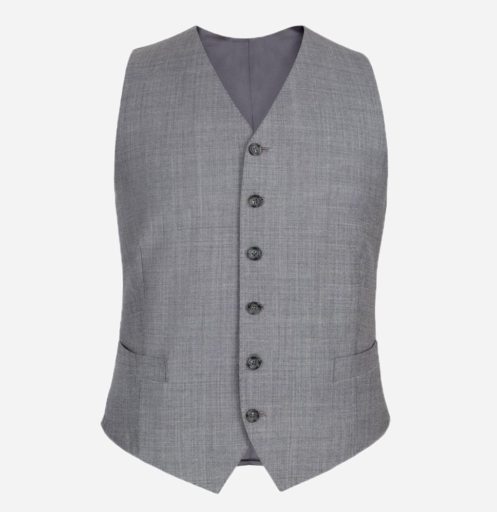 6-Button Vest
