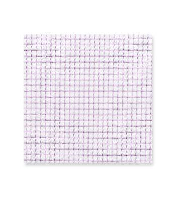 shirts cotton lilac pearl purple lavender check
