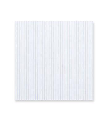 shirts cotton caribbean blue micro light blue striped