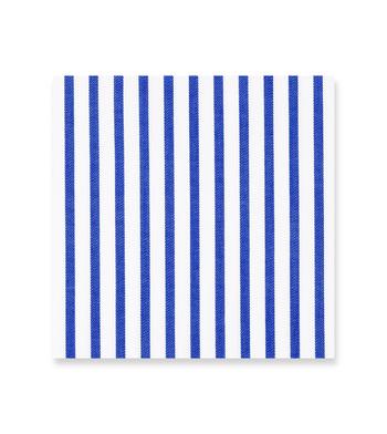 Deep Atlantic Blue Blue Striped by Hemrajani Premium Collection Product Image