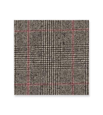 Walnut Grey Pink Glen Check by Vitale Barberis Canonico Product Image