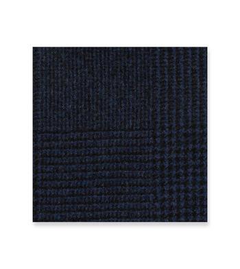Midnight Blue Glen Check by Vitale Barberis Canonico Product Image