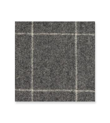 Rock Grey Windowpane Check by Vitale Barberis Canonico Product Image