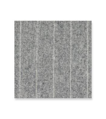 Fungi Light Grey Striped by Vitale Barberis Canonico Product Image