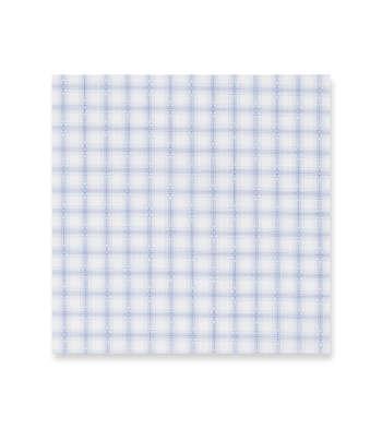 Indigo checks on white Supraluxe Premio Blue White by Alumo Product Image