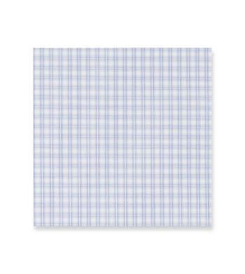 Royal Blue checks on White Supraluxe Premio by Alumo Product Image