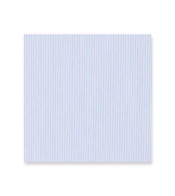 Dawn Blue Striped Suprastretch Poplin by Alumo Product Image