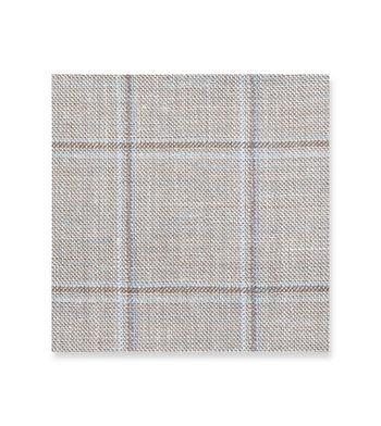 Tea Grey Checks Tan by Loro Piana Product Image