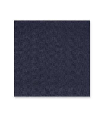 Twilight Blue Herringbone Navy by Loro Piana Product Image