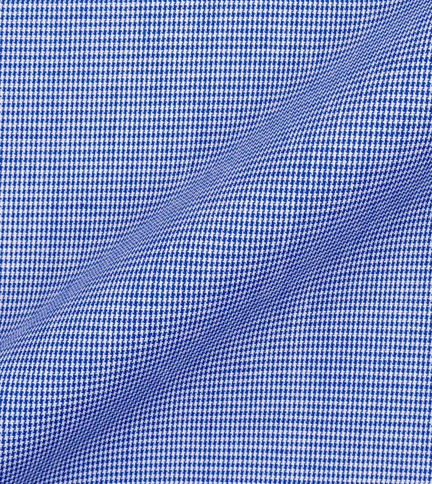 Sorcerer Navy Blue Check by Hemrajani Product Image