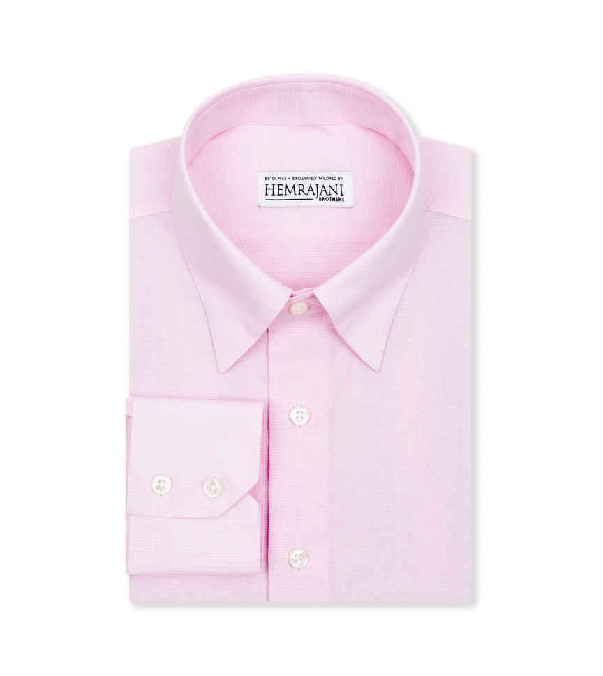 The Pink Blush Houndstooth by Hemrajani Product Image