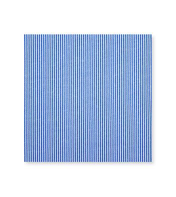 Wintry Rainy Day Blue Striped by Hemrajani Product Image