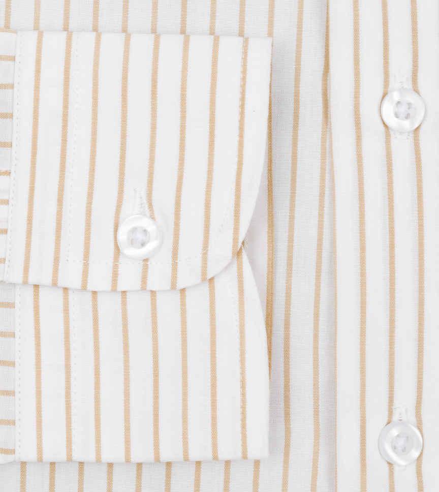 The Soft Suede White Stripe by Hemrajani Product Image