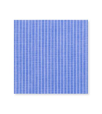 Pencil Stripe Versailles Blue Striped by Hemrajani Product Image