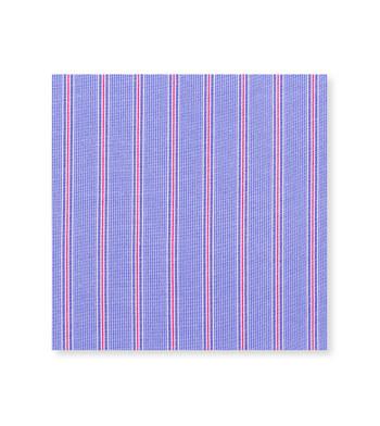 Patriotic Blue Red Striped by Hemrajani Product Image