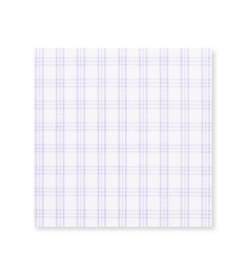 Bashfull Petal Dusted Lavender Check by Hemrajani Product Image