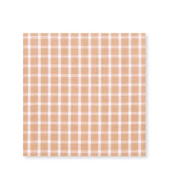 Lite Cinnamon Tan Check by Hemrajani Product Image