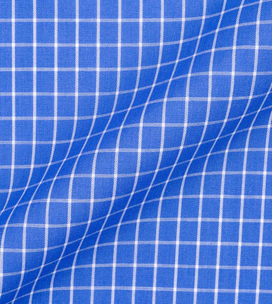 The Splendid Blue White Check by Hemrajani Product Image