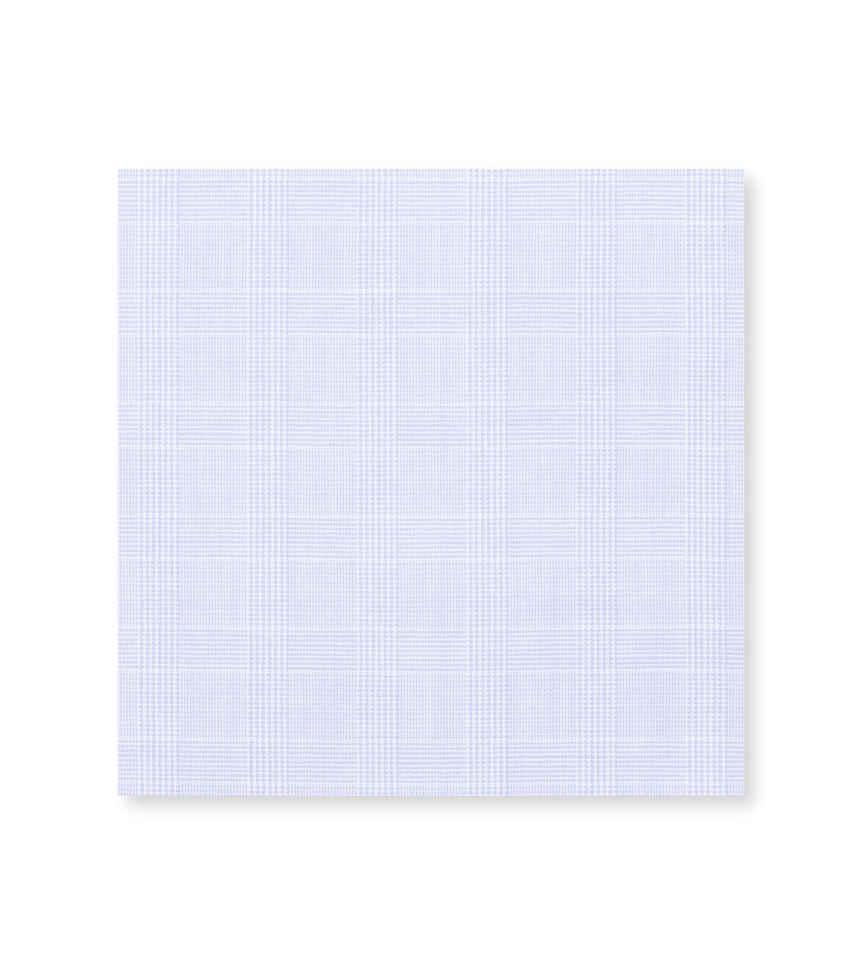Mighty Misty Light Blue Check by Hemrajani Product Image