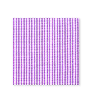 Easter Basket Lavender Check by Hemrajani Product Image