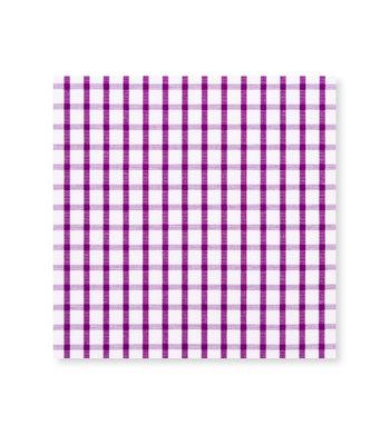 Rich Raspberry Mousse Purple Check by Hemrajani Product Image