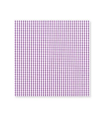 Royal Heighness Crown Purple Check by Hemrajani Product Image