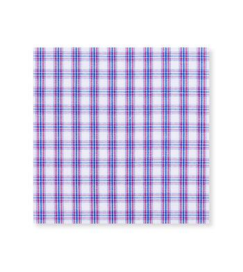 Charming Pink Blue Check by Hemrajani Product Image