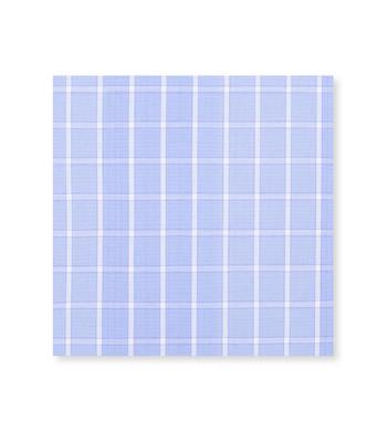 Capri Mist Light Blue Check by Hemrajani Product Image