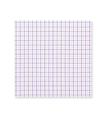 Sumptuous Purple Grey Check by Hemrajani Product Image