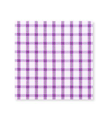 Pure Sovereign Purple Black Check by Hemrajani Product Image
