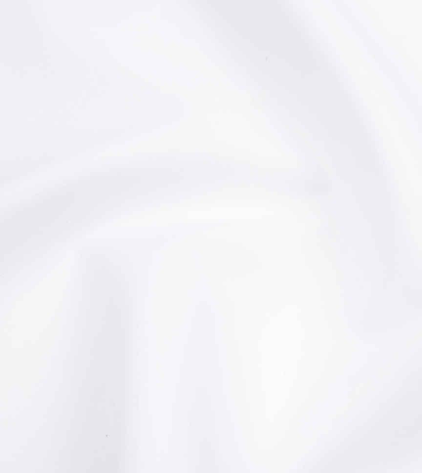 Picket fence White Solids by Hemrajani Product Image