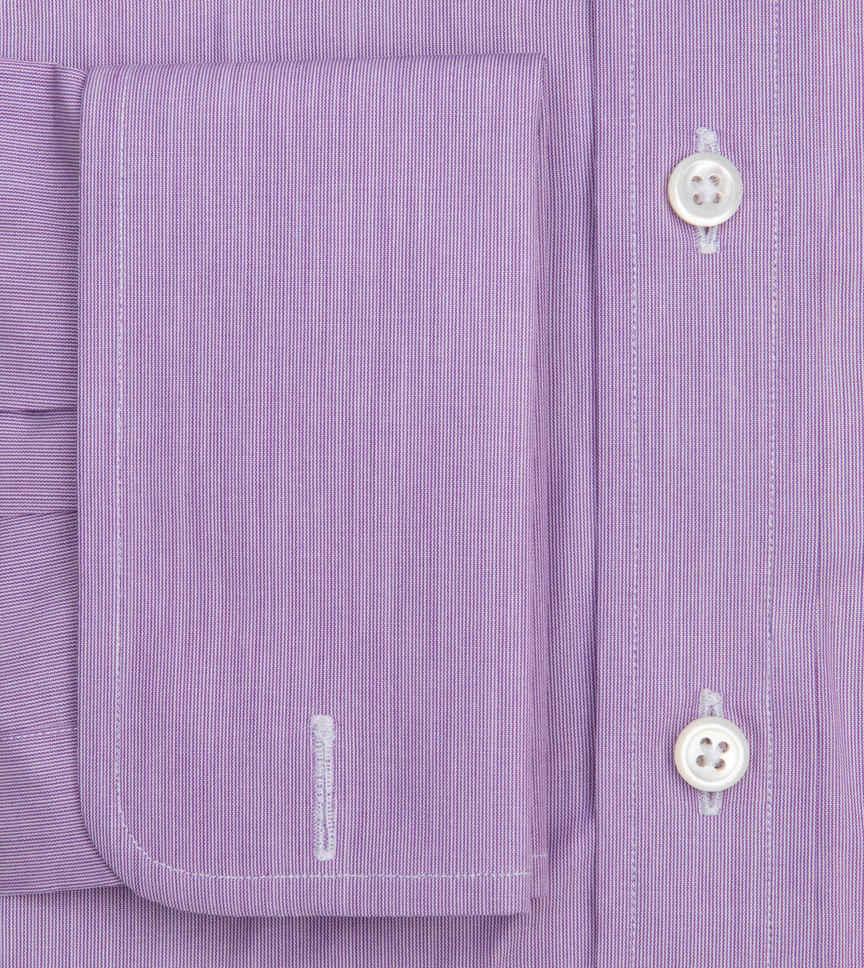 Heather Hairline Lavender Striped by Hemrajani Product Image