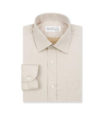 shirts cotton soft beach stone tan solids