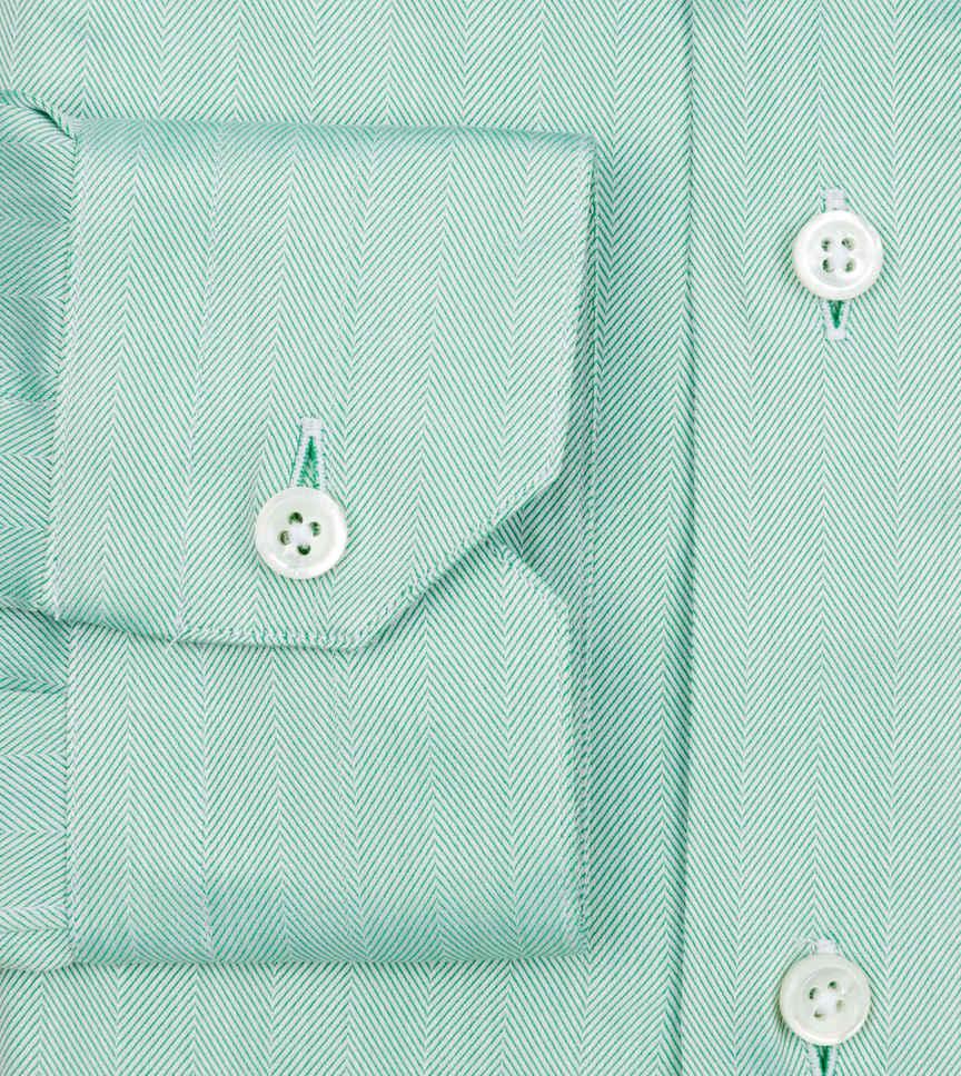 Early Spring Herringbone Green Solids by Hemrajani Product Image