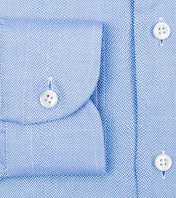 shirts cotton jonathan blue herringbone light blue solids