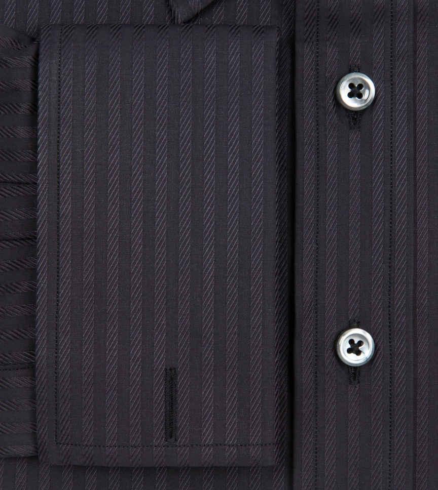 Onyx Black Striped by Hemrajani Product Image