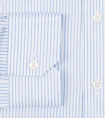 shirts cotton sky blue white light blue striped 2