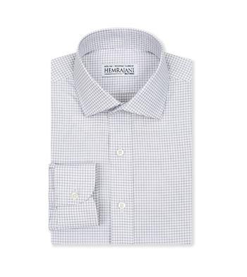 shirts cotton knights armor grey grey check
