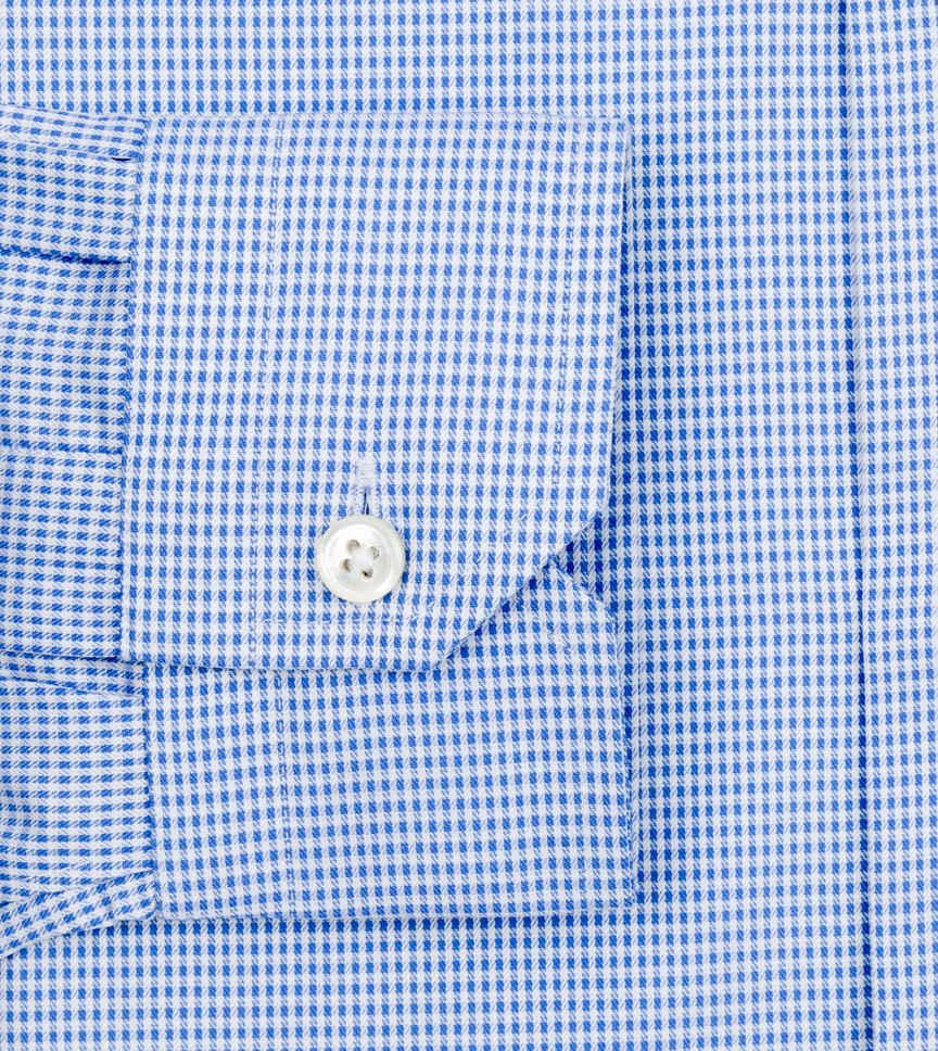 Periwinkle Blue Check by Hemrajani Product Image
