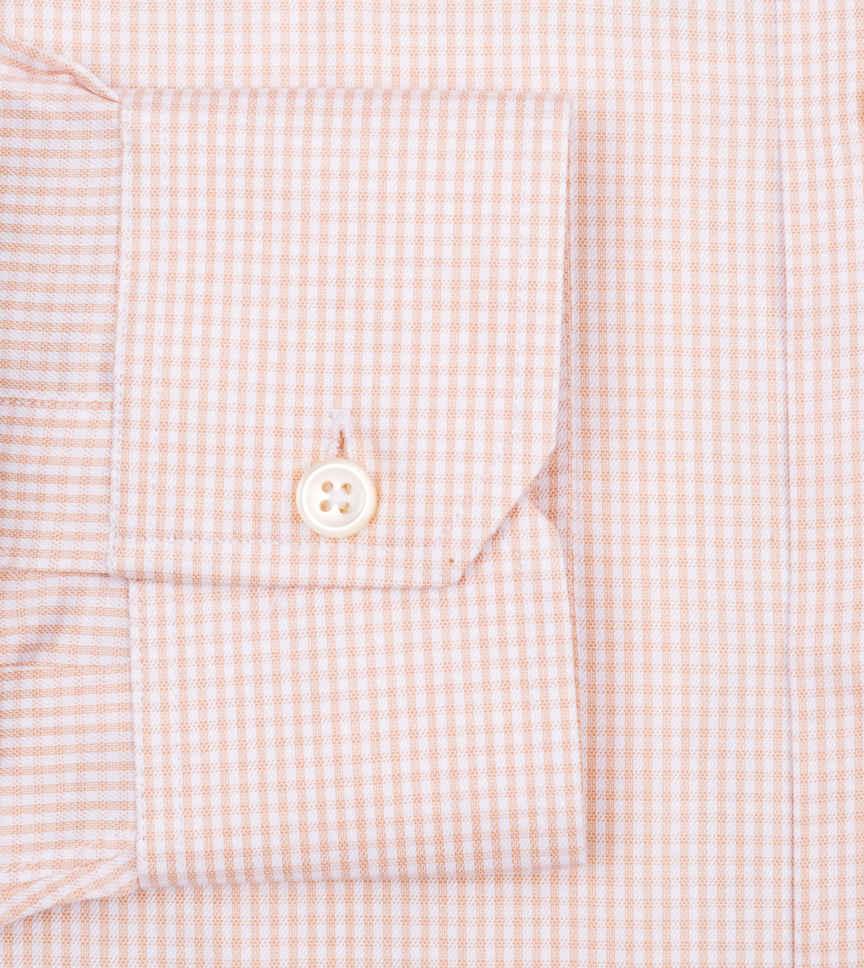 Soft Clay Tan Check by Hemrajani Product Image