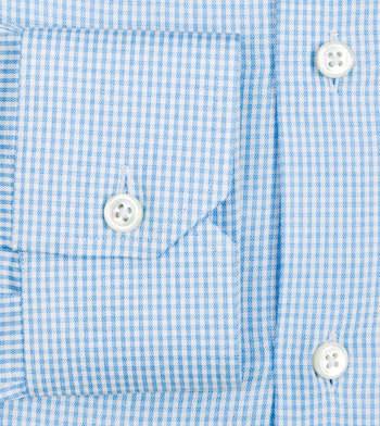 shirts cotton oz sky blue light blue check