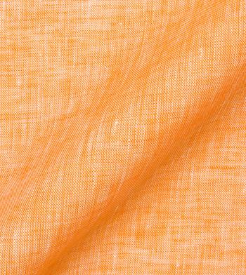 shirts linen and blends orange linen orange semi solids