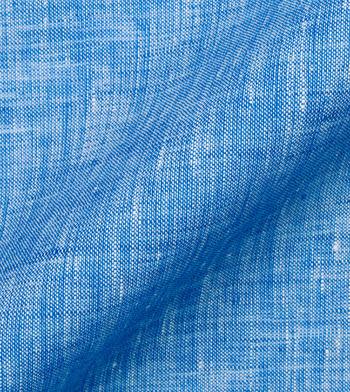 shirts linen and blends faded sky linen blue semi solids