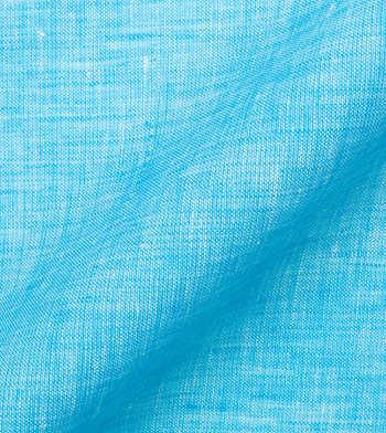 shirts linen and blends aqua sea linen aqua semi solids