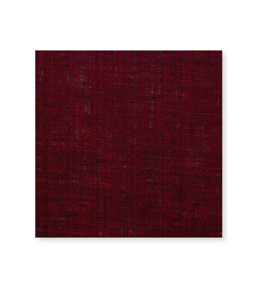 Crimson Linen Red Solids by Hemrajani Product Image