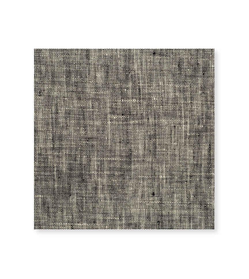 Carob Linen Grey Solids by Hemrajani Product Image