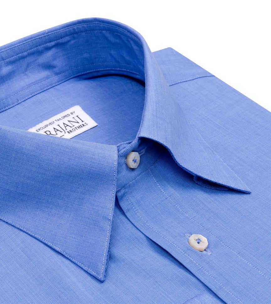 Atlantic Blue Blue Solids by Hemrajani Premium Collection Product Image