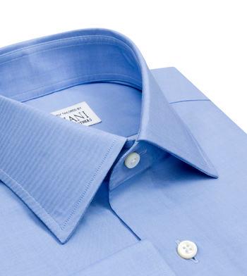 shirts cotton jonathan blue blue solids